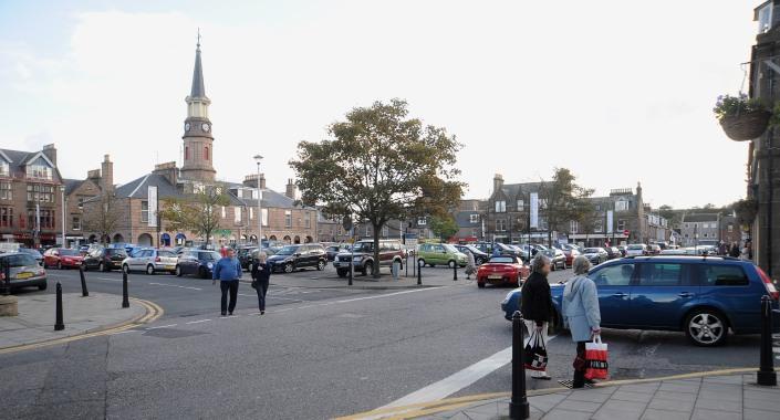 Stonehaven Town Centre