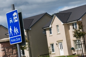Portlethen housing development