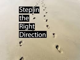 StepDirection