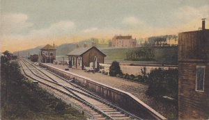 1. Inverbervie Station