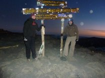 Kili Summit