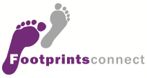 footprints connect